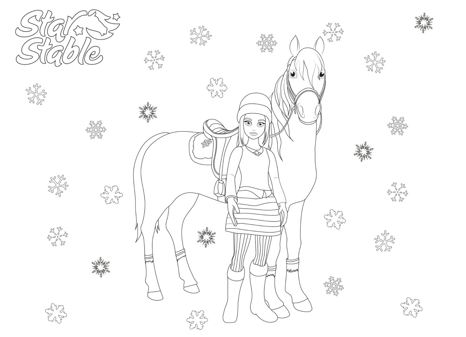 moorland coloring pages - photo#3