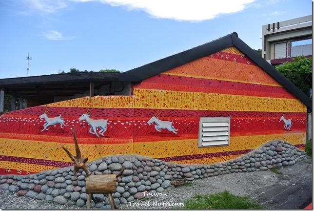 台東比西里岸 幾米彩繪村 (10)