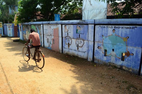 Агитационные рисунки, Шри Ланка