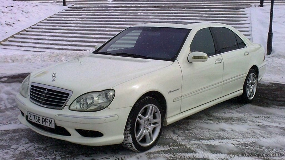 2004 mercedes benz s class s55 amg specifications pictures prices. Black Bedroom Furniture Sets. Home Design Ideas