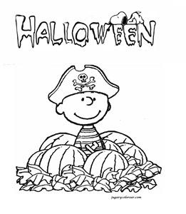 charlie brown. snoopy halloween 1