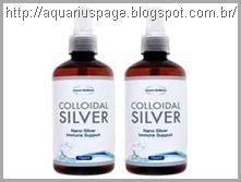 prata coloidal -antibióticos