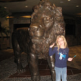 Inside the hotel at Kalahari in OH 02192012p