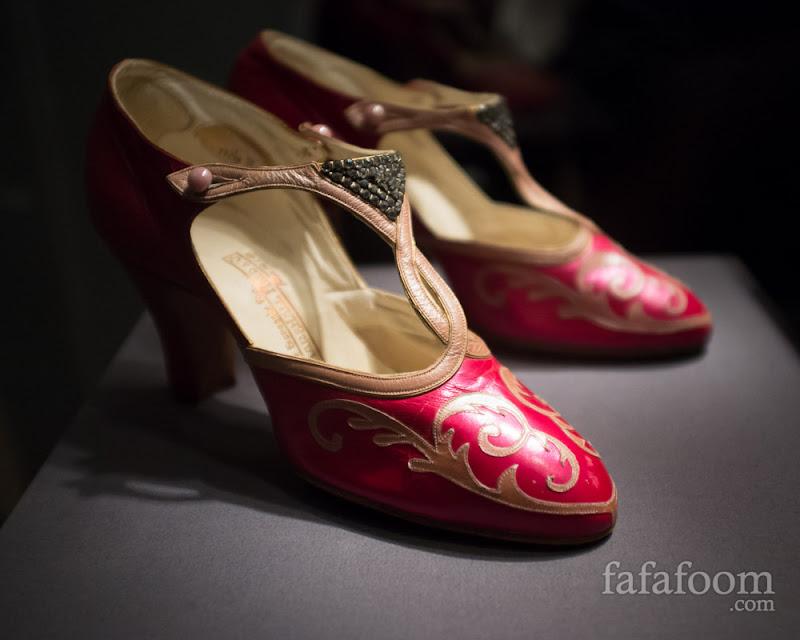 Steven Arpad, Shoe prototype, 1939.