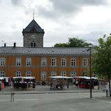 Een marktje in Trondheim