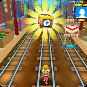 train Surf Run Fun 3d For PC