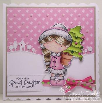 Donna - Christmas tree