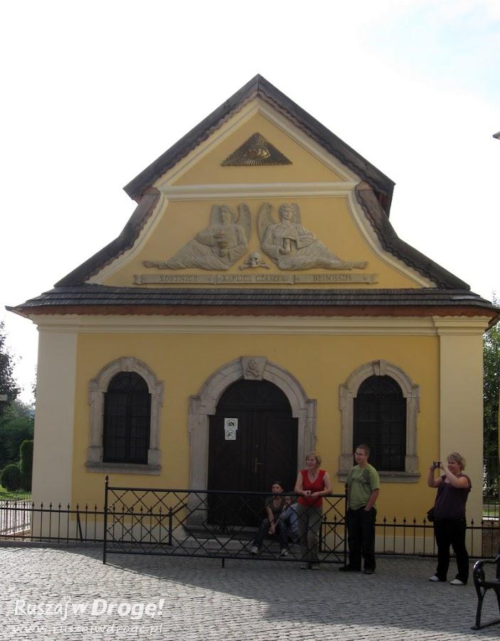 Kudowa Zdrój Kaplica Czaszek