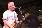 Rob Wright - NoMeansNo at the Bumbershoot festival 2011 - photo by Robyn Hanson