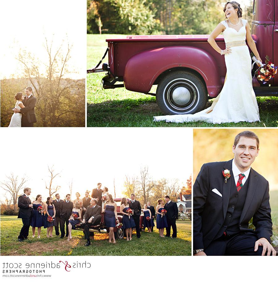 perfect fall wedding