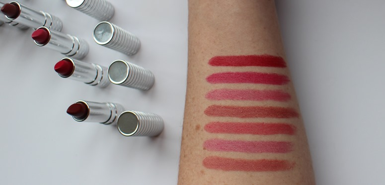 Clinique-Days-of-the-Week-Lipstick-swatches