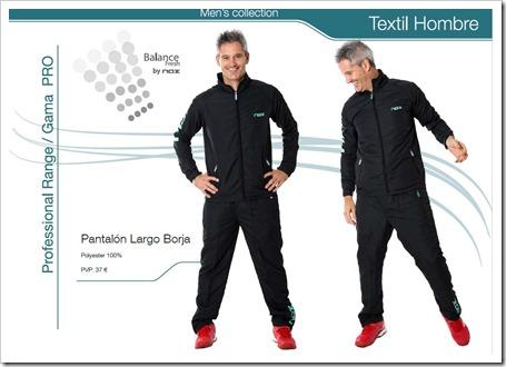 Colección Textil Otoño 2015 de la firma NOX ya disponible para todos los aficionados.