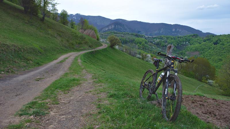 Ultimele momente de lumina, si noua bicicleta.