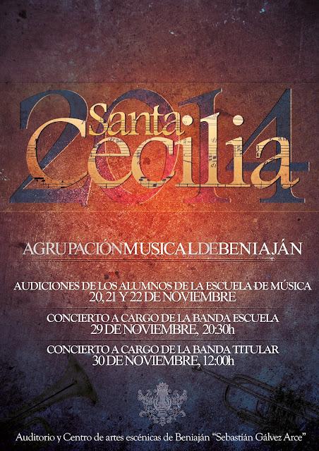 Santa Cecilia 2014
