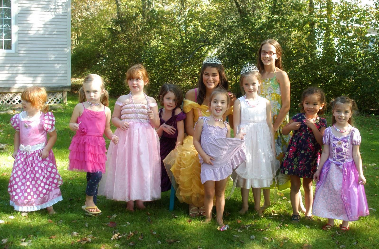Princess Belle was kind
