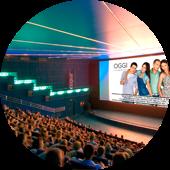 Ролики для кинотеатров и нестандартных носителей