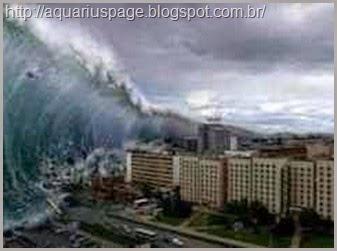 tsunamis fim dos tempos