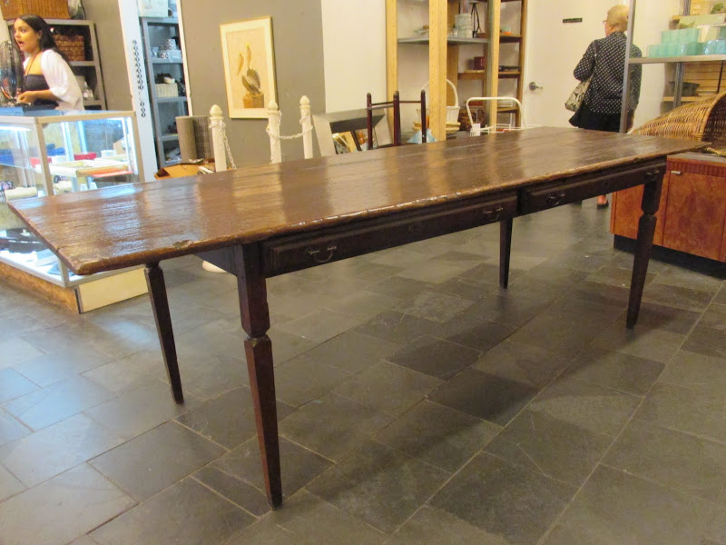Antique Custom Farm Table