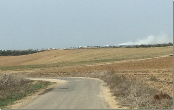 2. Approaching GAZA