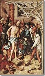 Flagelación de Cristo-Holbein el Viejo