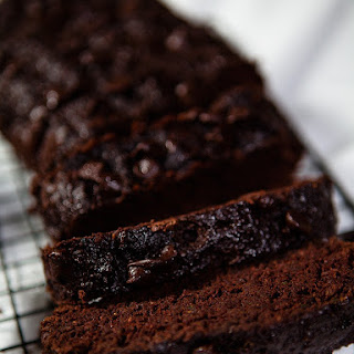 Chocolate Zucchini Bread Without Eggs Recipes