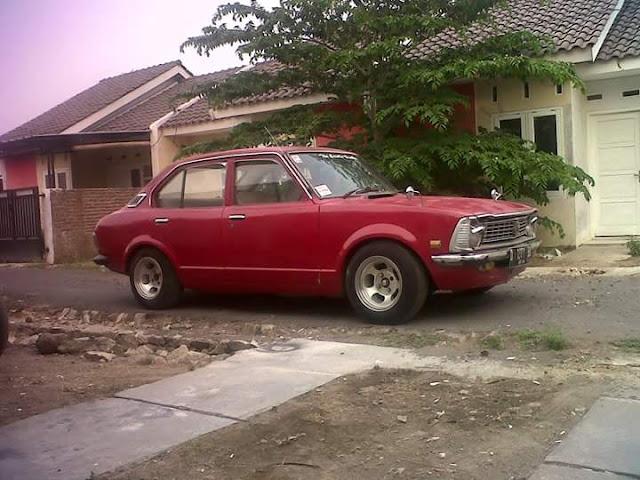Mobil Retro Jadul Corolla KE20 Joss Tenan