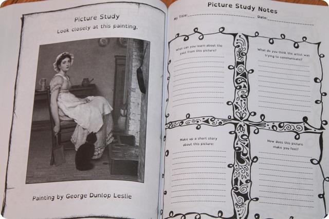 Charlotte Mason Journal