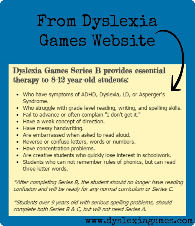 DyslexiaGames.com review