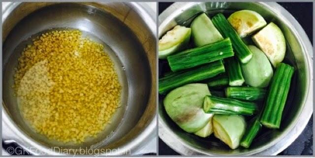Puli Illa Kuzhambu Recipe (Tirunelveli Special kuzhambu withouttamarind) | Kuzhambu Recipes 2