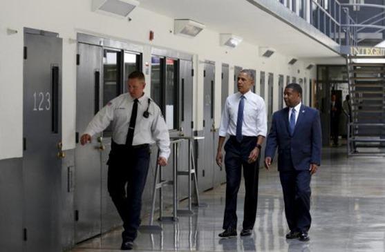 obama cell jail