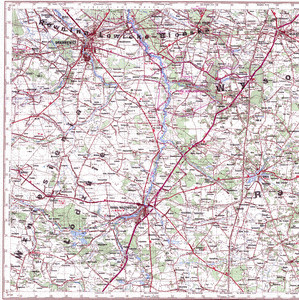 Map 100k--m34-005--(1995)