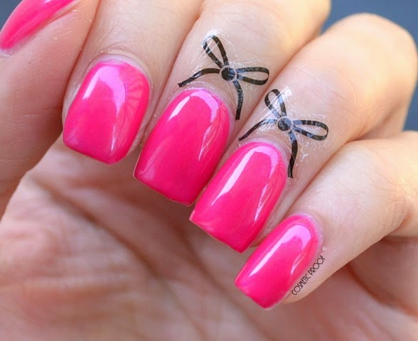 Red Carpet Manicure - Well, Aren't We Lovely Swatch Review (3)