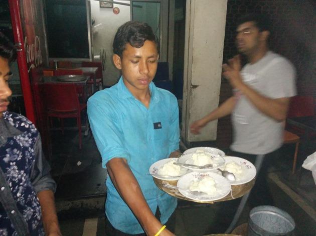 Yummylicious Kulfa dessert at Amritsar