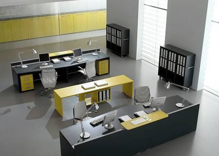 Arredo ufficio e sale riunioni carminati e sonzogni - Come arredare l ufficio ...