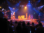 The Festival of the Lion King show in Animal Kingdom in Disney 06092011m