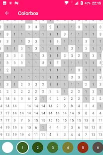 PaintBox - Sandbox Number Coloring