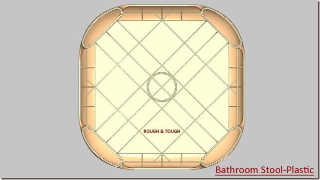 Bathroom Stool-Plastic_2