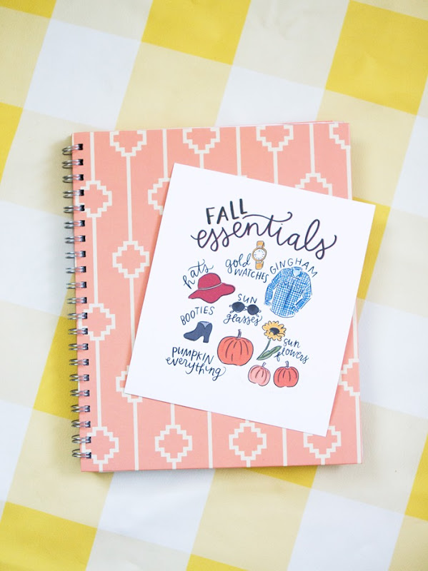 fall essentials printable (16)