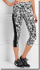 Nike printed capari leggings