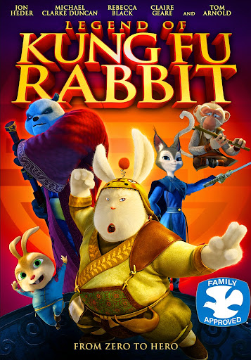 Kung Fu Thỏ Ngố - Legend Of A Rabbit (2012)