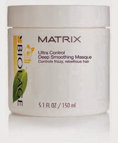 Perawatan Rambut Matrix New Bio Smooth Creme Masque Tech : MTX-05