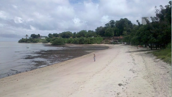 Praia do Bispo - Ilha de Mosqueiro, Belém do Parà,fonte:alan tavares
