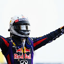 Sebastian Vettel wins again at Bahrain