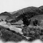 Benedict Canyon c 1890