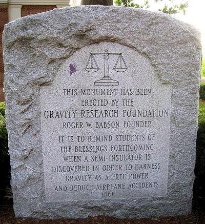 gravity foundation essay