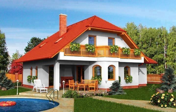 Preciosas im genes de casas y caba as bloggergifs - Fotos de casas preciosas ...