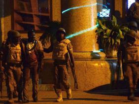 Attaque à Ouagadougou : assaut à Ouagadougou, au moins 23 morts