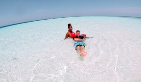 A Tough Life in the Maldives!