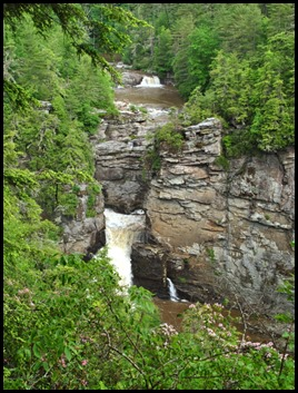 09d - Linville Falls Hike May 29 - WOW