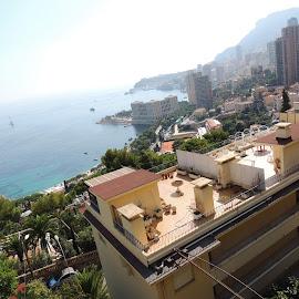 Monaco by Tina Frankfurt - Buildings & Architecture Homes ( côte d'azur, monaco )